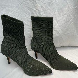 "CATHRINE MALANDRINO OLIVE ""tammy"" Heels"